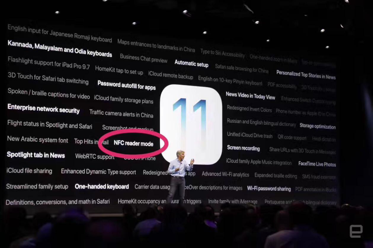 iPhone完整NFC读写功能呼之欲出,但这一点更重要