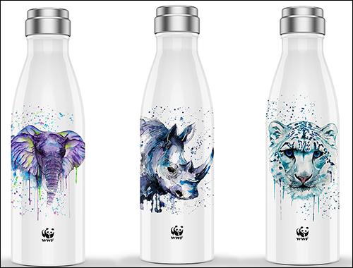国外推出一种采用NFC的新型智能水瓶,可重复使用