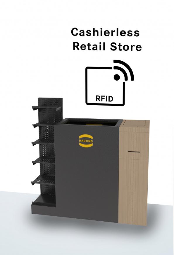 RFID技术令自助结账变得更智能、更高效