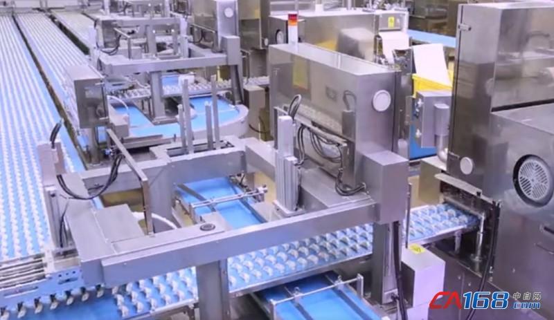 勃肯特用RFID、MES系统等手段助力客户自动化生产