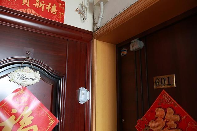 上海普陀区一街道用门体传感器实时监控隔离人员,进一步增强社区防控效果