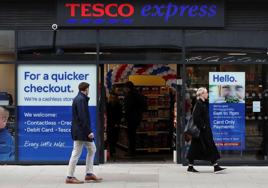 英國最大零售商Tesco在倫敦開設首家無現金支付商店