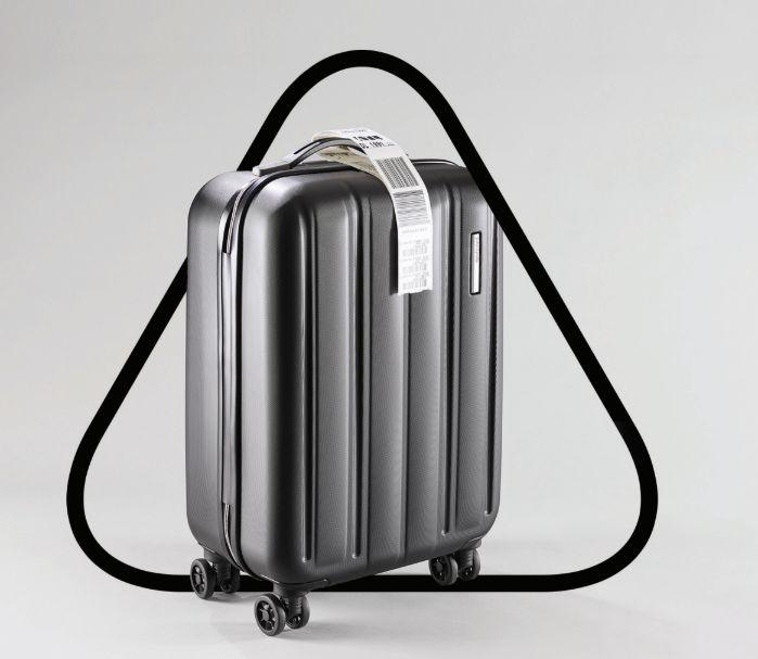 艾利丹尼森航空行李跟踪解决方案:RFID标签系列