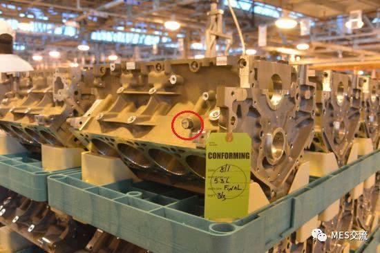 螺栓RFID在發動機裝配中的應用