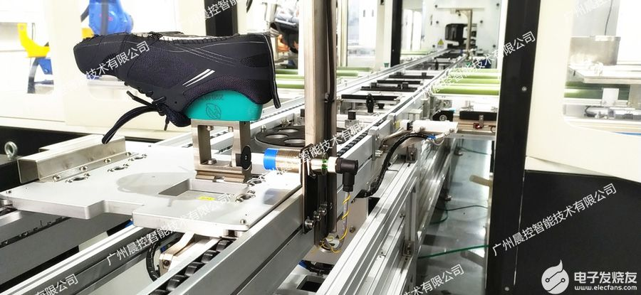晨控智能工业读写器:RFID技术让鞋业生产线更加智能化