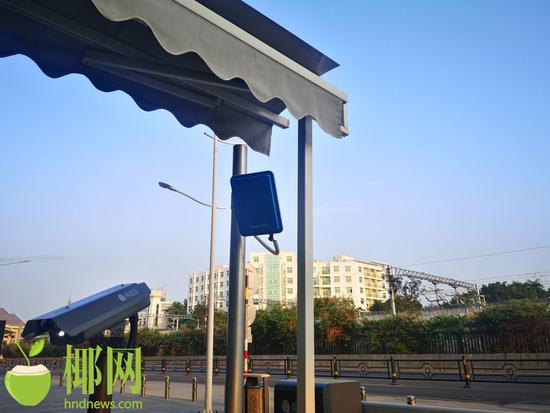 海南首家ETC機場停車場在三亞正式上線