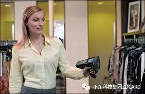 RFID技术在零售行业的应用及优缺点介绍