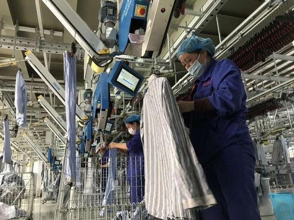 RFID技术在衣物洗涤精细化管理中的应用研究