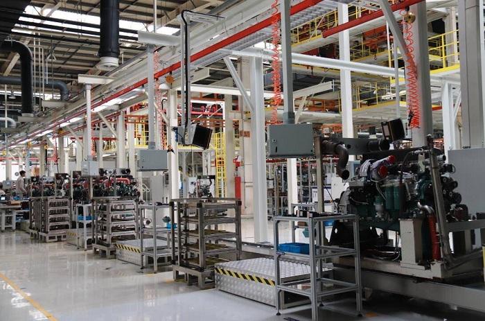RFID技术助力国内重型发动机工厂解放动力,打造智能制造工厂