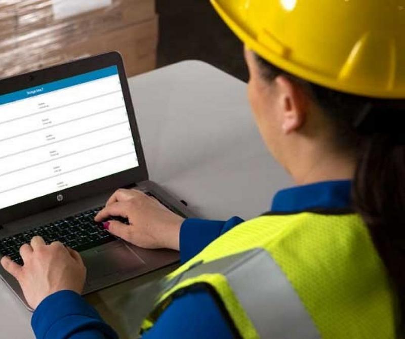 UHF RFID的应用之一:为仓库提供实时定位数据