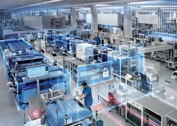 西门子应用电子标签推出在工作场所保持社交距离的解决方案