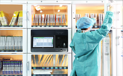 RFID技术在对药品与设备进行跟踪监测
