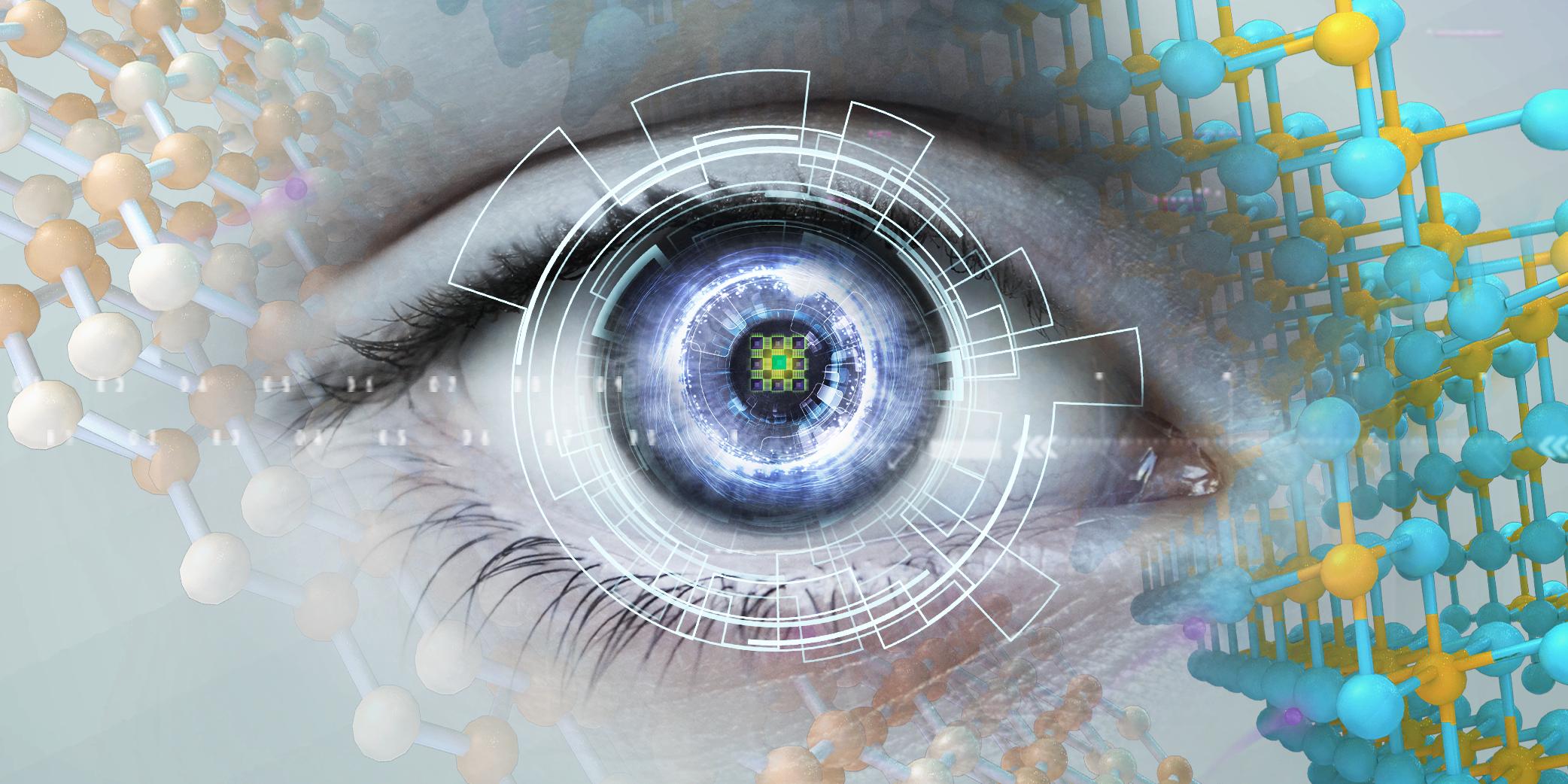 南京大学物理学院搭出类脑视觉传感器