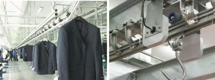 RFID技术严控服装生产计划进度