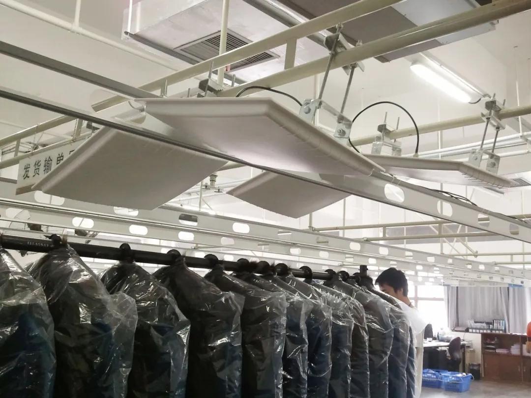 RFID应用于服装业数字化仓库管理