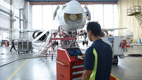 """航空维修工具管理智能化,关键得有""""最强大脑"""""""