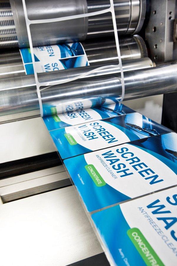 加速标签循环经济  艾利丹尼森推出不干胶模切排废料回收项目