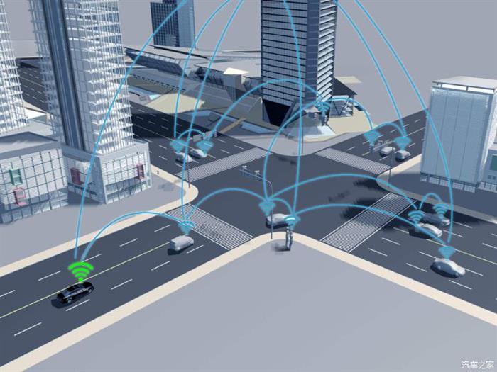 智能网联,智慧城市,长沙智能网联汽车测试区