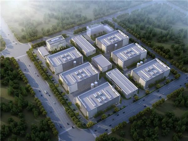 中国电信大数据产业园落户合肥南岗科技园