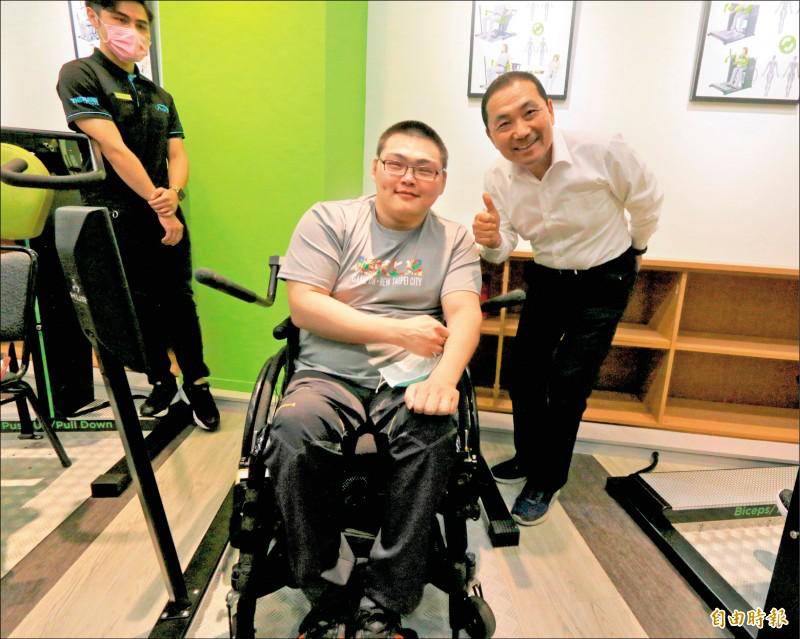 台北轮椅梦公园采用RFID等技术打造智慧健身房