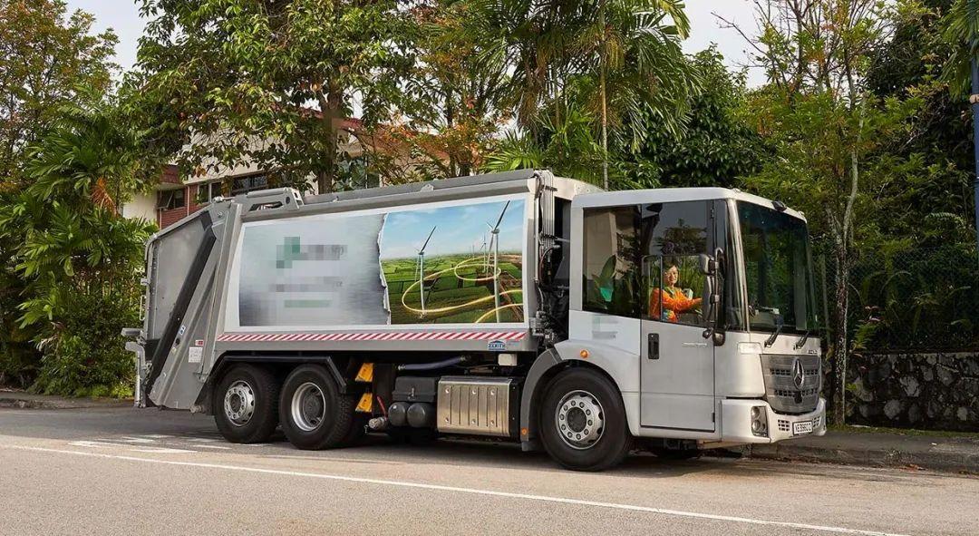 新加坡RFID市政废弃资源跟踪与管理