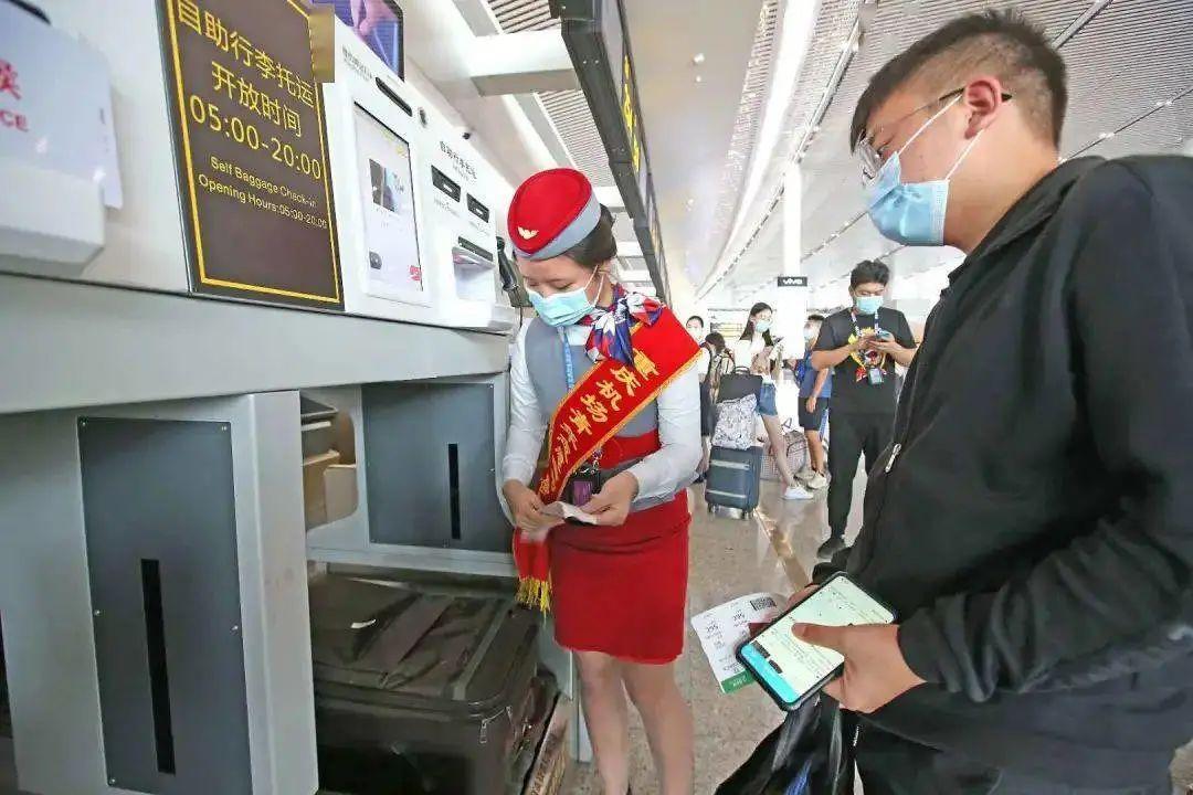 国内疫情稳定 多地RFID智慧机场建设忙
