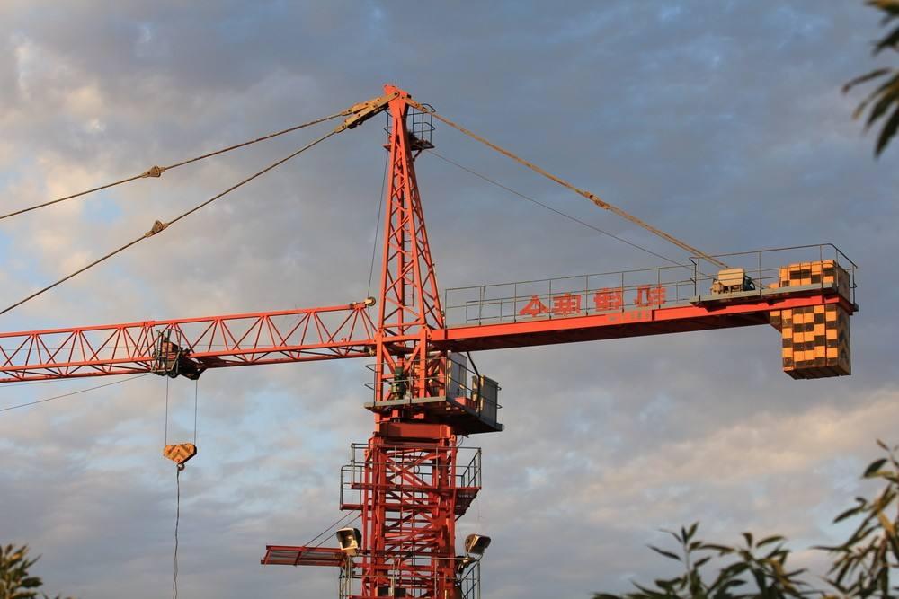 塔机RFID标签成功应用于塔机租赁企业塔机管理