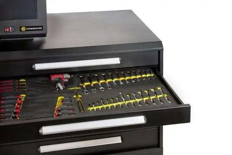 """工具制造商用RFID打造""""世界上最精确的智能工具箱"""""""